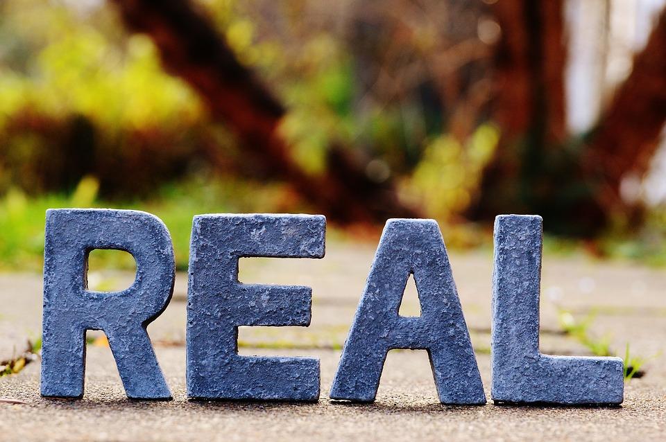 Die Realität ist nicht immer schön